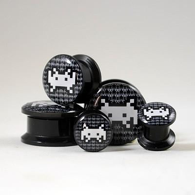 Plug Space Invaders